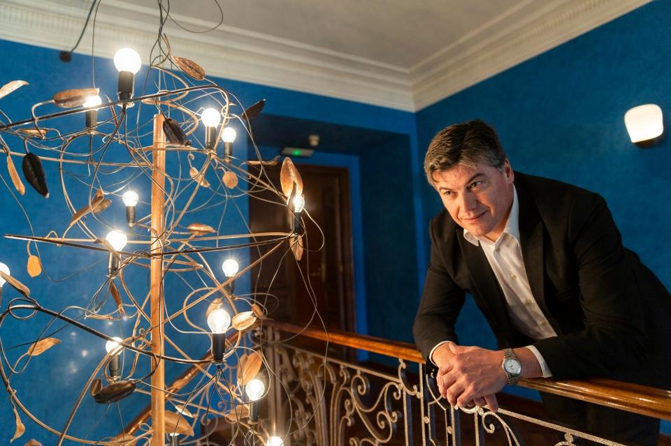 Antoni Cañete, Presidente de la Plataforma Multisectorial de la Morosidad en España